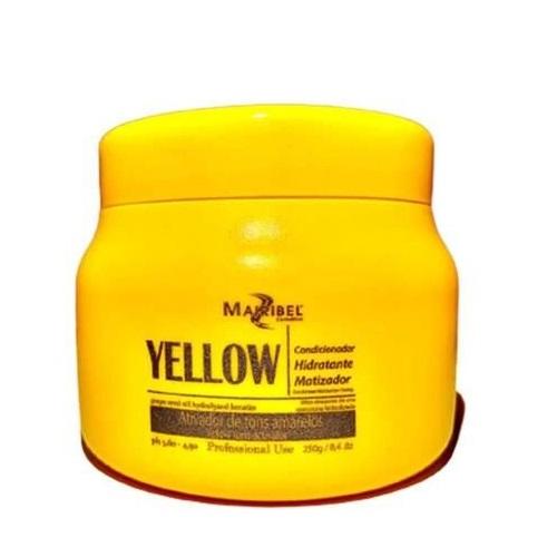 Mairibel Máscara Matizadora Yellow 250g