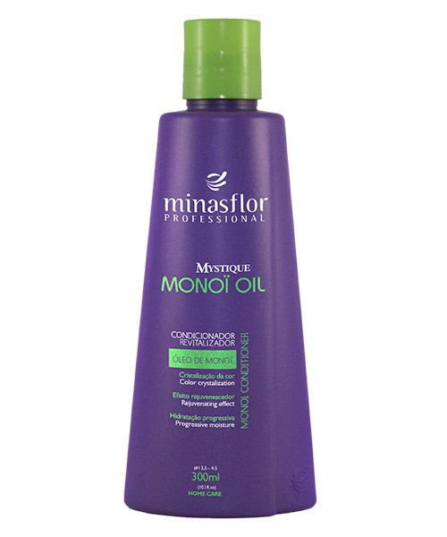 Minas Flor Condicionador Mystique Monoï Oil 300ml