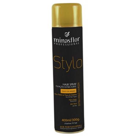 Minas Flor Hair Spray Extra Forte Stylo 400ml