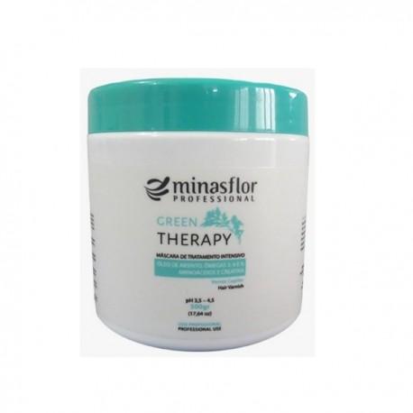 Minas Flor Máscara Green Therapy  500g