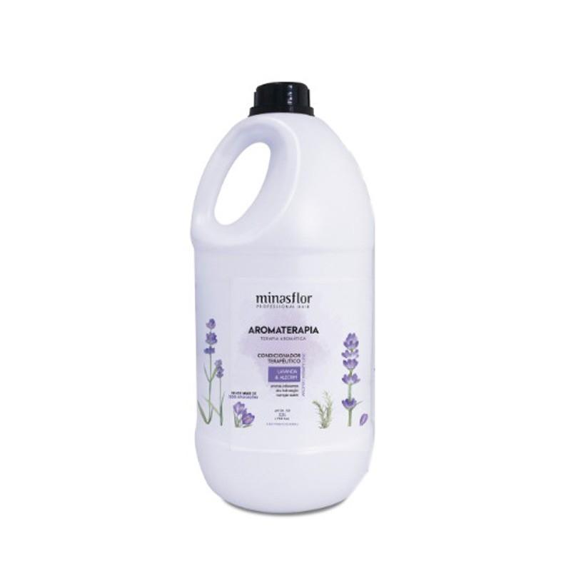Minas Flor Profissional Aromaterapia Shampoo 5L