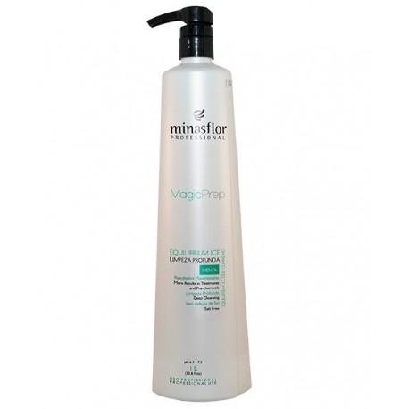 Minas Flor Shampoo Anti-Resíduo Equilíbrio Ice Magic Prep 1000ml