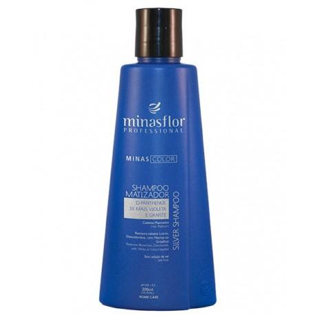 Minas Flor Shampoo Matizador Minas Color  300ml