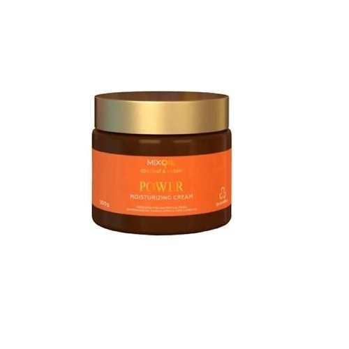 Grandha Mix Oil Coconut & Argan Power Moisturizing Cream 300gr