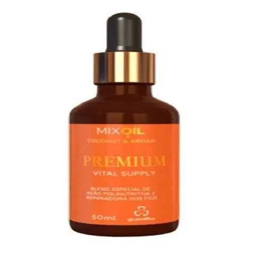 Grandha Mix Oil Coconut & Argan Premium Vital Supply 50ml