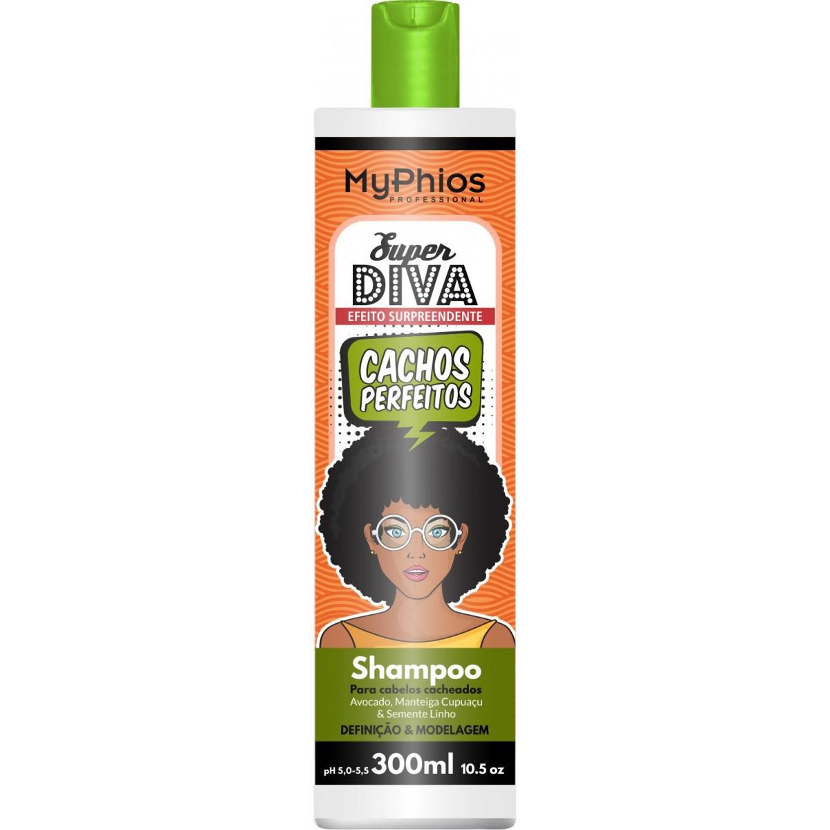 My Phios Cachos Perfeitos - Shampoo  300g