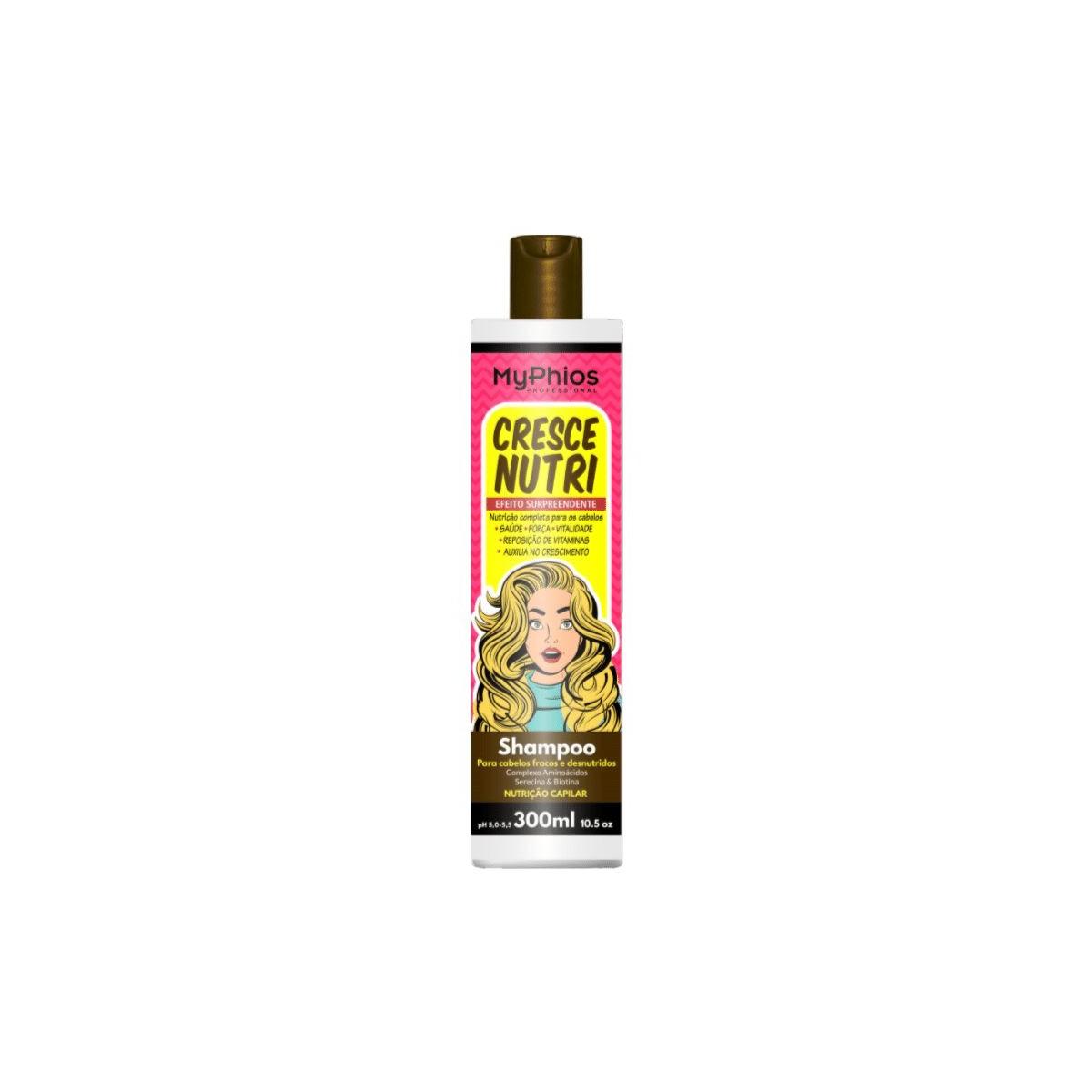 My Phios Cresce e Nutri - Shampoo 300ml
