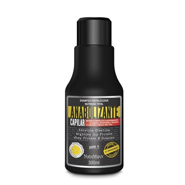 Natumaxx Anabolizante Capilar- Shampoo 300ml