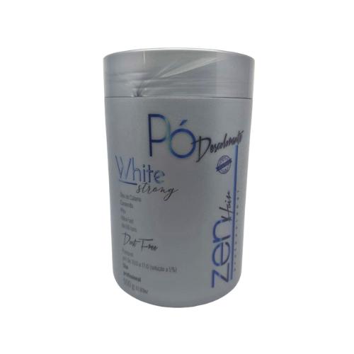 Pó Descolorante White Strong Zen Hair - 500g