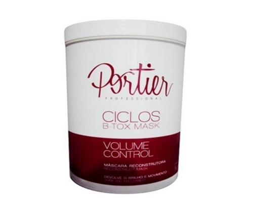 Portier Ciclos Redutor de Volume Botox Capilar 1Kg - T