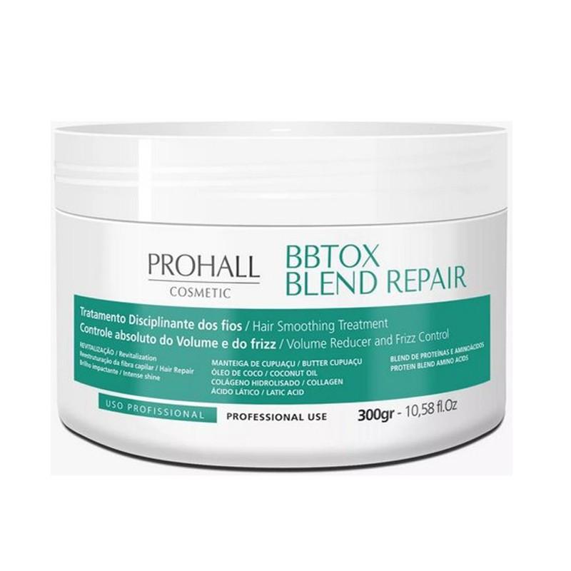 Prohall BBtox Blend Repair Orgânico Sem Formol 300g