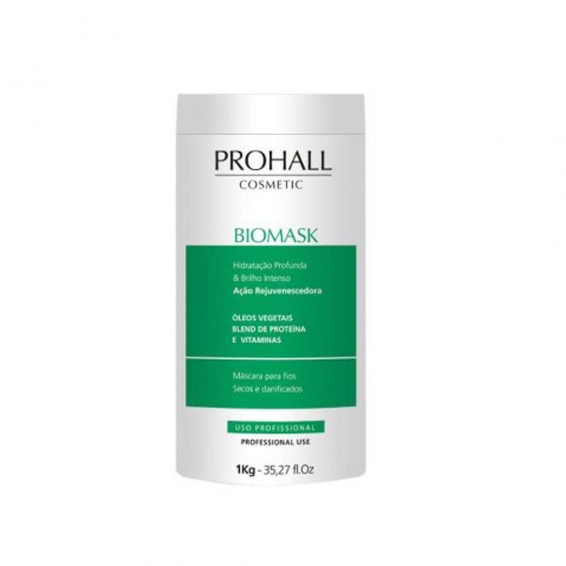 Prohall Biomask - Mascara de Hidratação 1kg