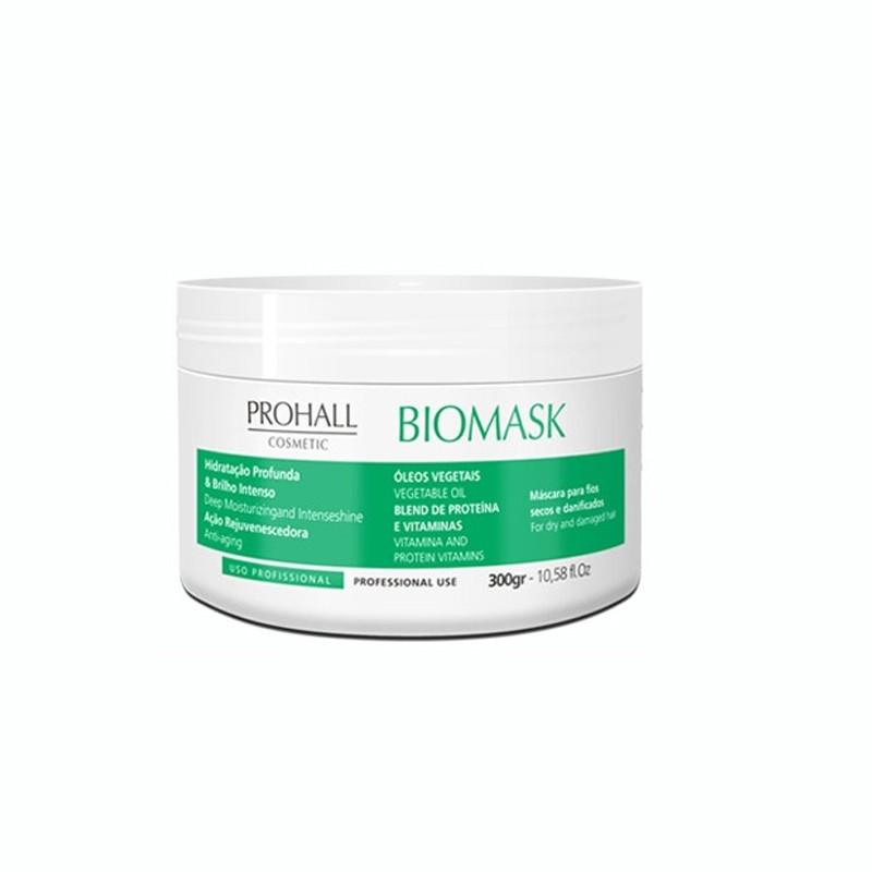 Prohall Biomask - Mascara de Hidratação 300g