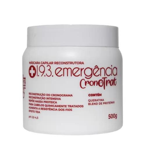 Qatar Máscara 193 Emergência Cronotrat 500g