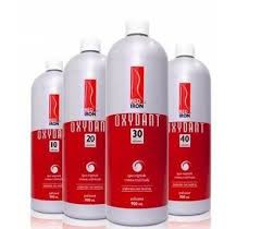 Red Iron Água Oxigenada - 10 - 20 - 30 ou 40 - Frasco De 900ml Ox Red Iron
