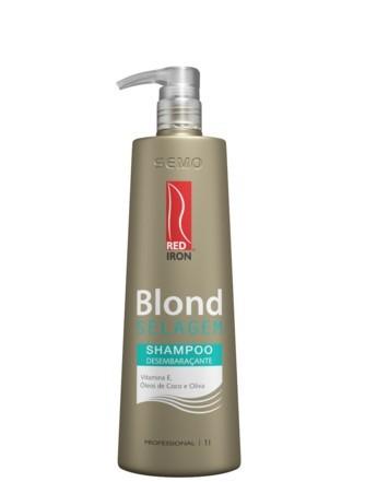 Red Iron Blond Selagem - Shampoo Desembaraçante 1L