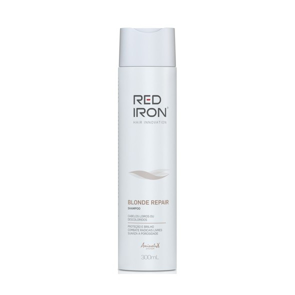Red Iron Blonde Repair Shampoo 300ml