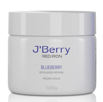 Red Iron Blueberry mask 500g