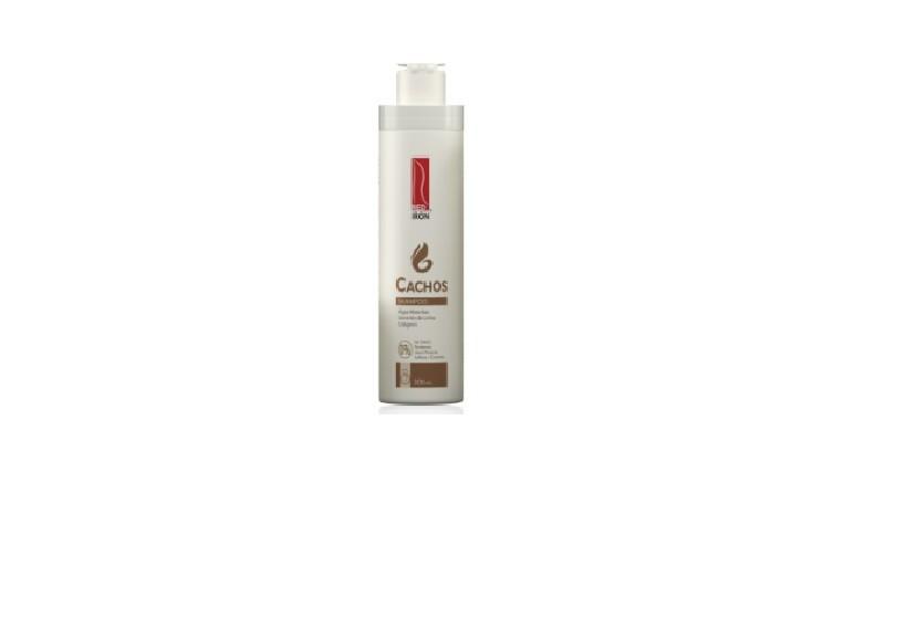 Red Iron Cachos Shampoo 300ml