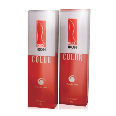 Red Iron Color - Coloração Creme 60gr