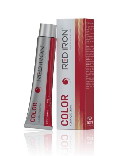 Red Iron Color - Coloração Creme 60gr