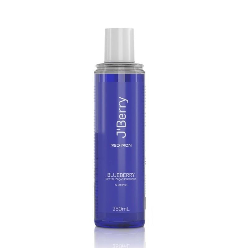 Red Iron J'Berry Blueberry - Shampoo 250ml