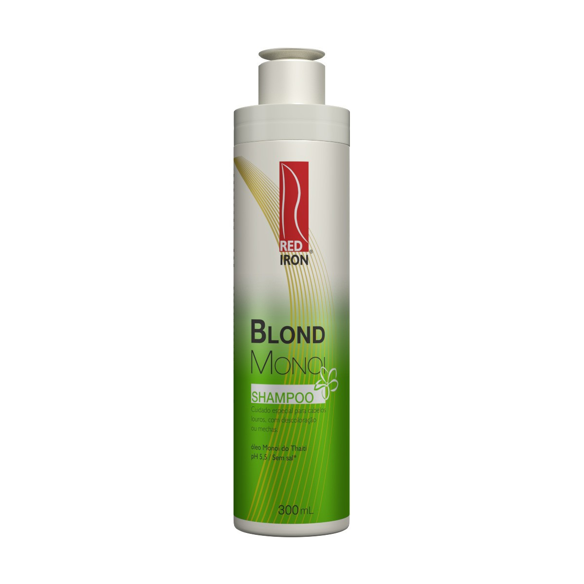 Red Iron Shampoo Blond Monoi 300ml