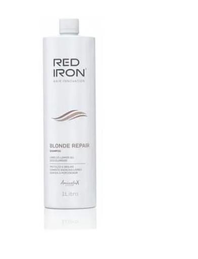 Red Iron Shampoo Blonde Repair 300ml
