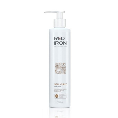 Red Iron Soul Curly Curls Active 300ml