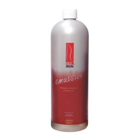 Red Iron Ton Emulsão Reveladora 900ml