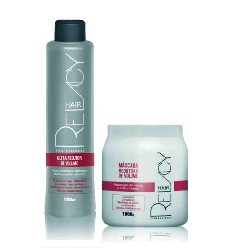 Relacy Hair Kit Progressiva 1000ml +  Botox 1000g