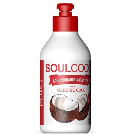 Retrô Cosméticos Condicionador Soul Coco 300ml