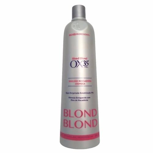 Richée Profissional Blond Emulsão Matizadora OX 35 - T