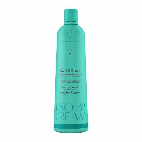 Richée Profissional Shampoo Anti-Resíduo Liso BB Cream 1L - T