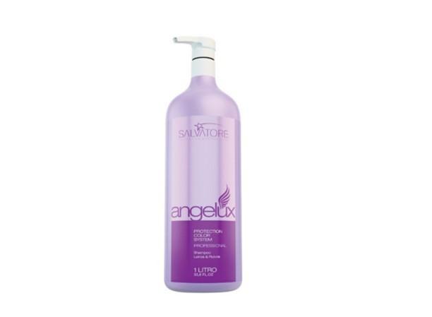 Salvatore Angelux Shampoo Matizador Profissional 1000ml - R