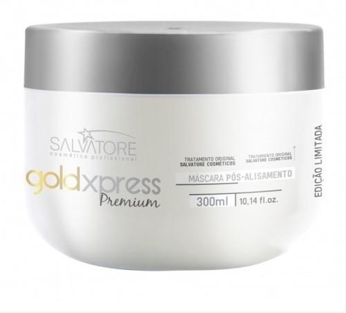 Salvatore Máscara Gold Xpress Premium 300ml - R