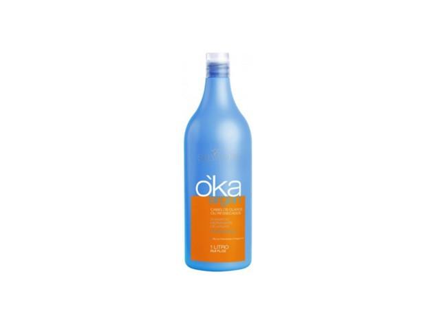 Salvatore Oka Argan Shampoo 1000ml - R