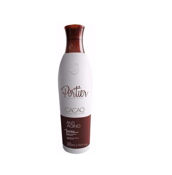 Shampoo Portier Fine Escova Progressiva Cacao