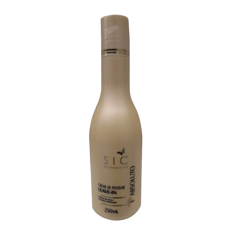 SIC PROFESSIONAL Absoluto - Creme de Pentear Leave-In 250ml