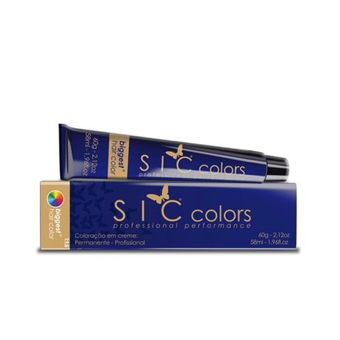 SIC PROFESSIONAL Colors Tintas 60g
