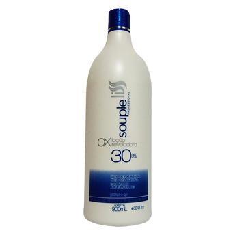 Souple Liss - OX Loção Reveladora Água Oxigenada 30 Volumes 900ml - T