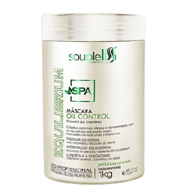 Soupleliss SPA Equilibrium Máscara 1kg