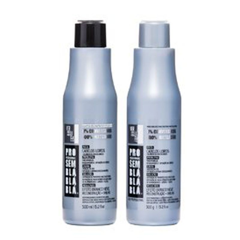 Tazin Cosméticos Kit Matizador Neve Shampoo 500ml e Máscara 500g