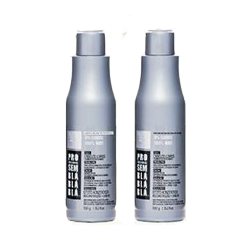 Tazin Cosméticos Kit Matizador Silver Shampoo 500ml e Máscara 500g