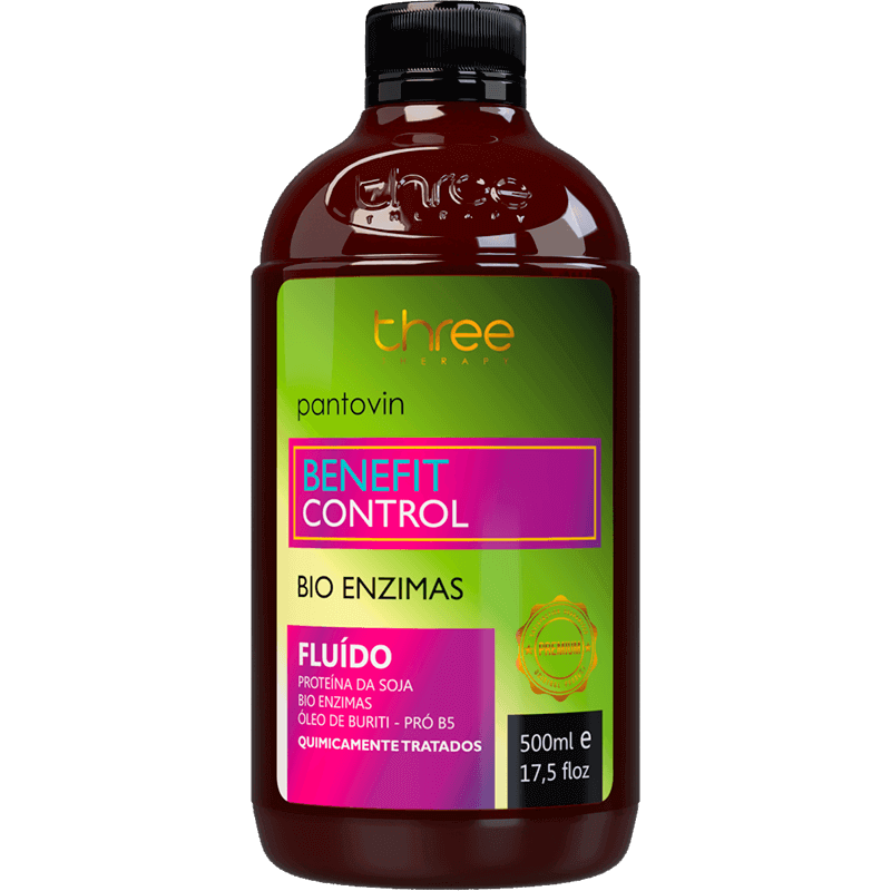 Three Therapy Fluido Benefit Control 500ml