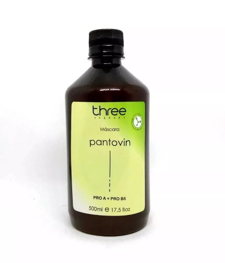 Three Therapy Pantovin Máscara 500ml - R