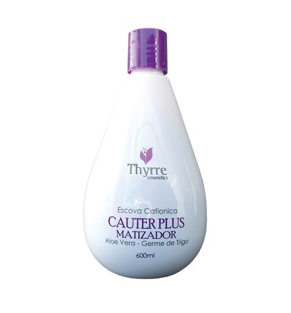 Thyrre Cosmetics Cauter Plus Matizador 600ml