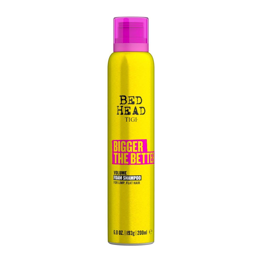 TIGI Bed Head - Bigger The Better - Shampoo 200 ml