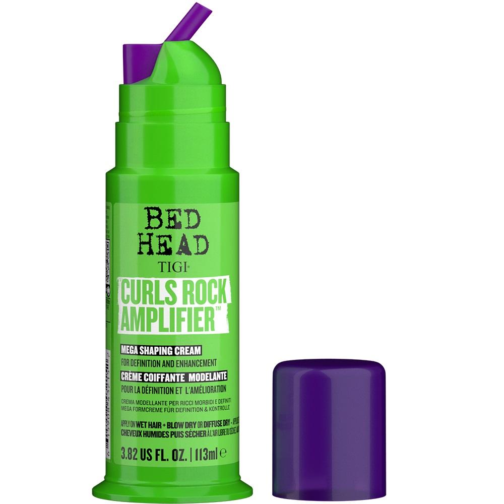 TIGI Bed Head - Curls Rock Amplifier - Creme Modelador 113 ml