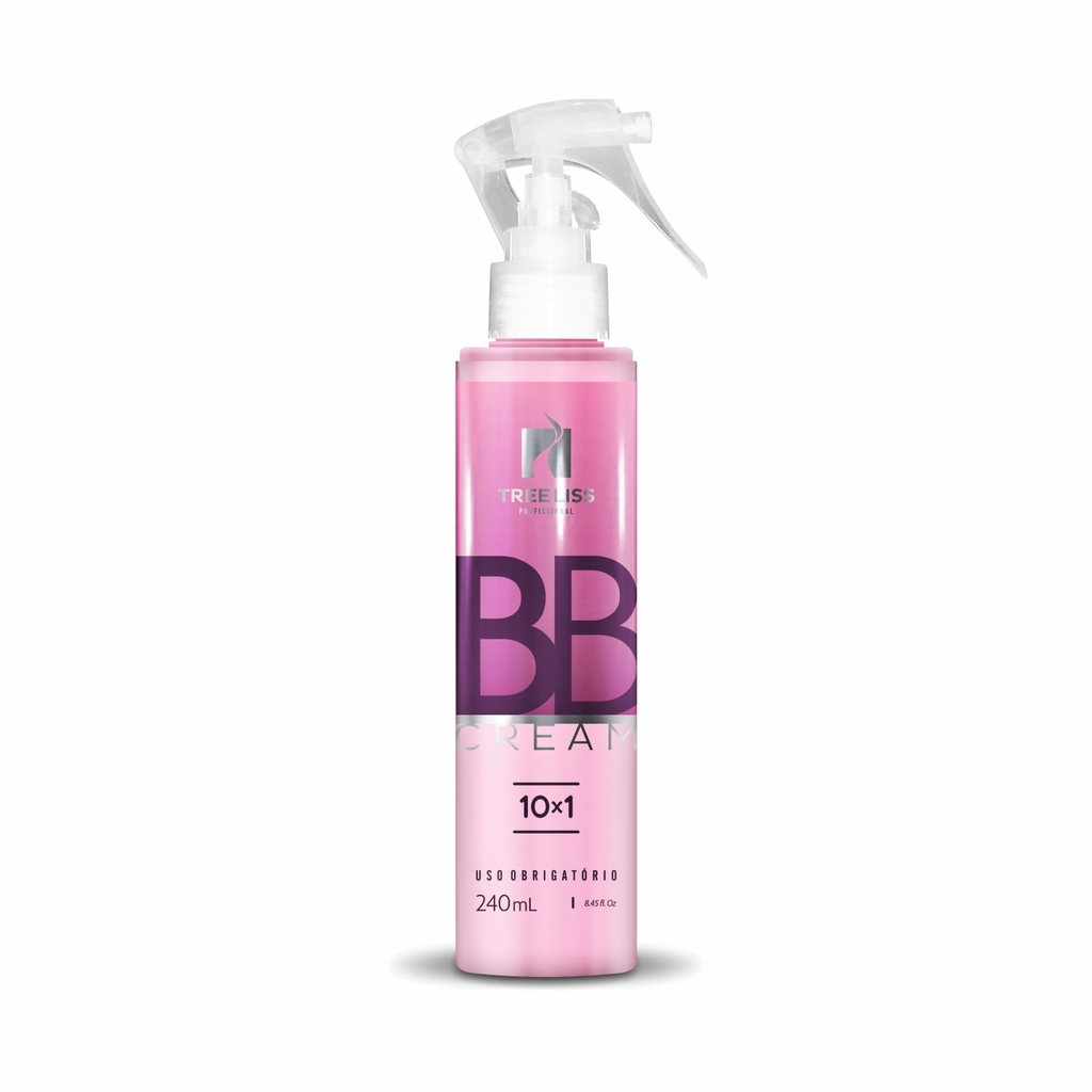 Tree Liss BB Cream 10 in 1 Finalizador - 240ml